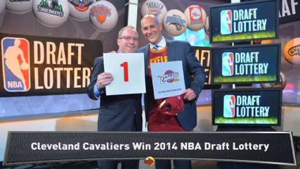 News video: NBA Draft Lottery: Winners & Losers